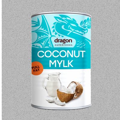 БИО Кокосово мляко Dragon Superfoods пълномаслено