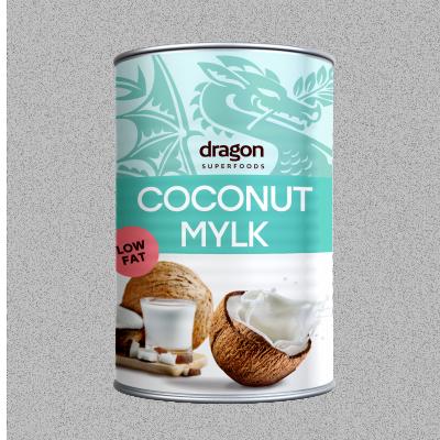 БИО Кокосово мляко Dragon Superfoods нискомаслено