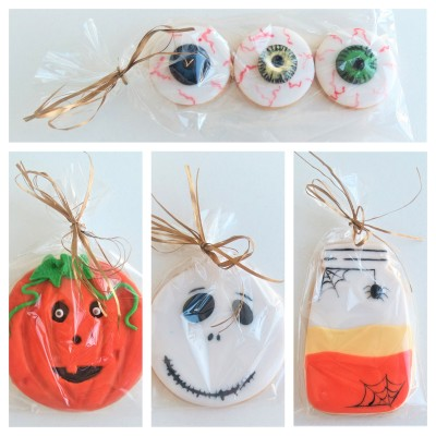 Маслени бисквити Halloween