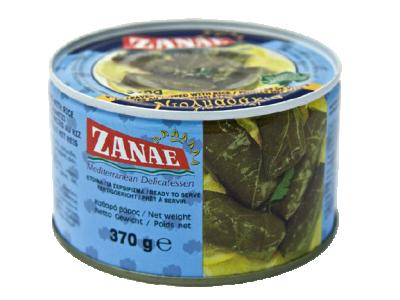 Лозови сарми с ориз Zanae