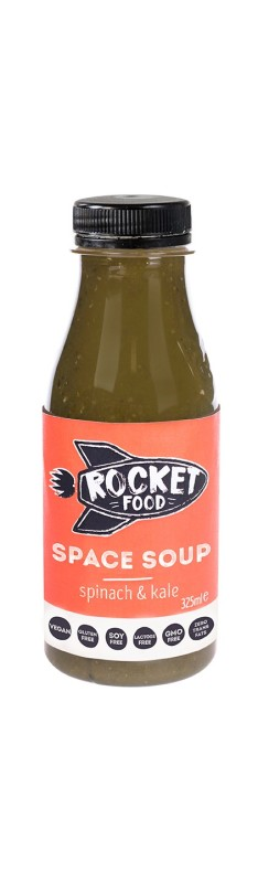 Супа Спанак и Кейл Rocket Food