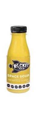 Супа Червена Леща и кокос Rocket Food