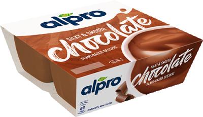 Соев десерт Alpro Шоколад