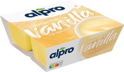 Соев десерт Alpro Ванилия