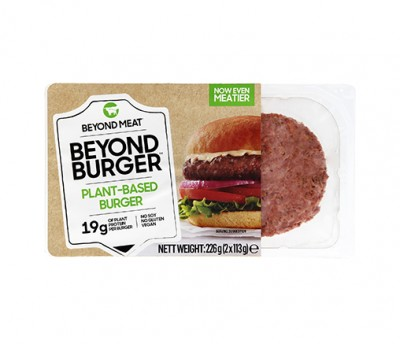 Веган бургер Beyond Meat