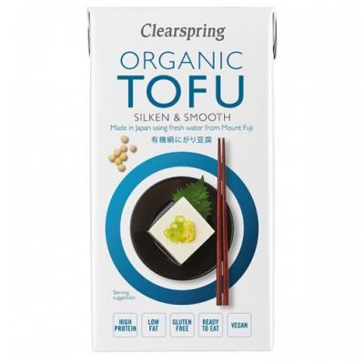 Тофу Clearspring натурално