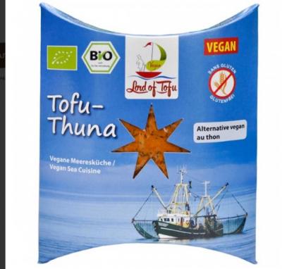 БИО Соева алтернатива на Риба Тон Lord of Tofu
