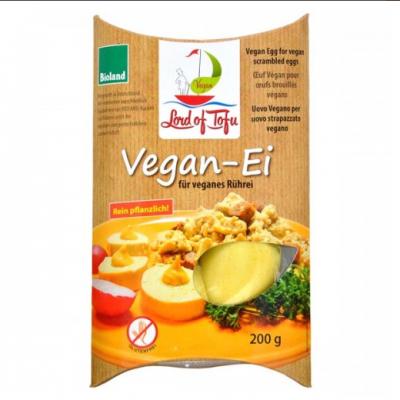 БИО Соева алтернатива на Яйца Lord of Tofu