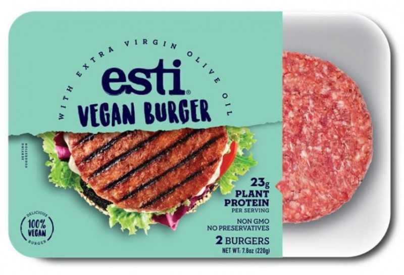 Веган бургер Esti