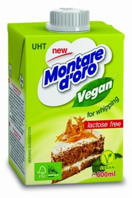 Веган сладкарска сметана Montare D`oro