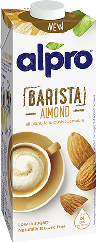 Бадемова напитка Alpro Premium BARISTA
