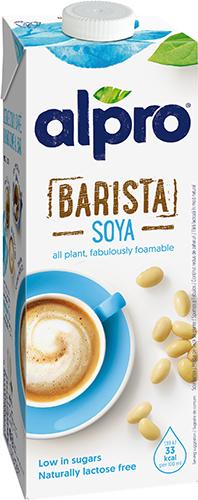 Соева напитка Alpro Premium Barista