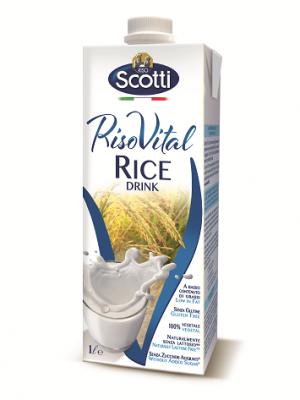 Оризова напитка Scotti Riso Vital