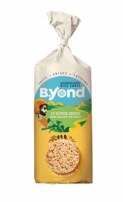 Оризови бисквитки B'Yond 12 Супер Семена