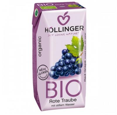 БИО Сок Hollinger червено грозде
