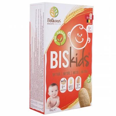 БИО Детски бисквити Belkorn натурални