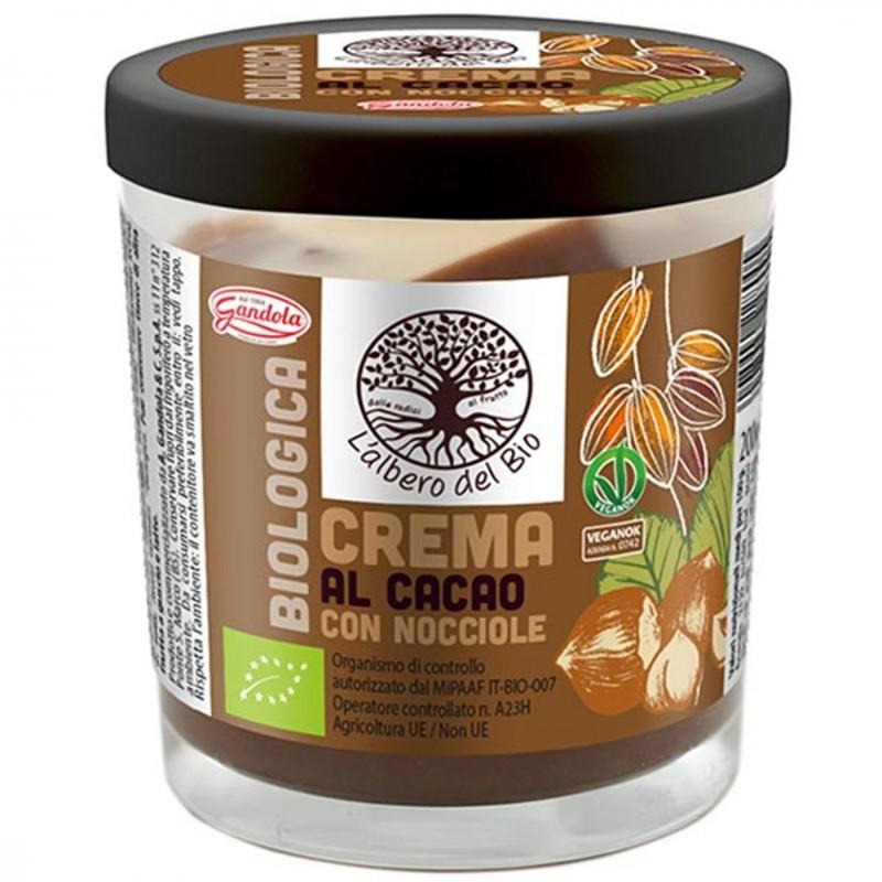 БИО Крем Labero del Bio лешник и какао