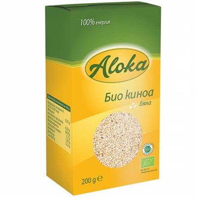 БИО Киноа Aloka бяла
