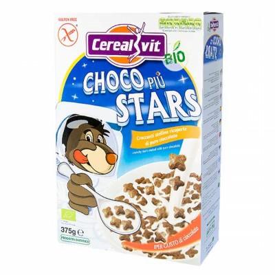 БИО Звездички Cerealvit шоколад