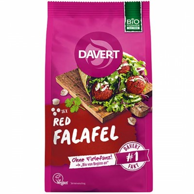 БИО Смес DAVERT Red falafel