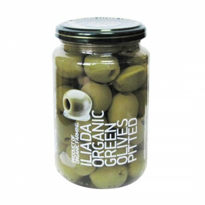 БИО Зелени маслини AGROVIM без костилка