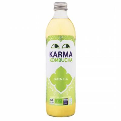БИО Комбуча KARMA Green tea