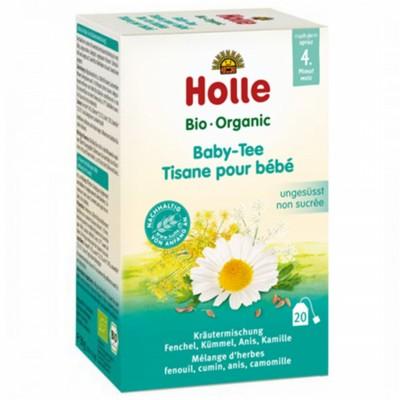 БИО Чай за бебета Holle билков