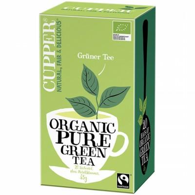 БИО Зелен чай Cupper
