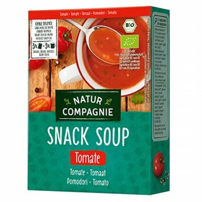 БИО Инстантна крем супа Natur Compagnie домати