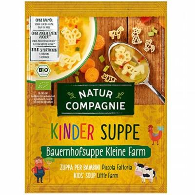 БИО Детска супа Natur Compagnie Малката ферма