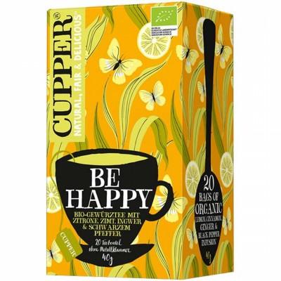 БИО Чай Cupper Щастие