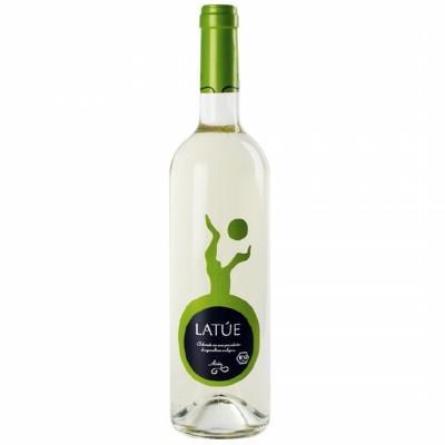 БИО Бяло вино Bodegas Latue Airen