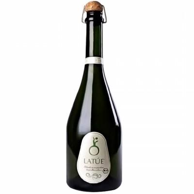 БИО Бяло пенливо вино Bodegas Latue Airen