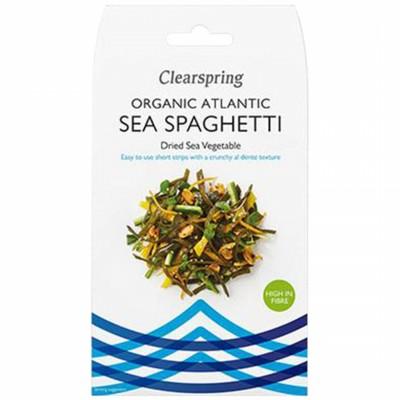 БИО Атлантически морски спагети Clearspring