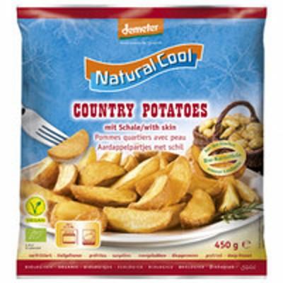 БИО Селски картофи NATURAL COOL нарязани