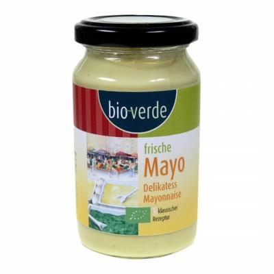 БИО Прясна майонеза Bio Verde
