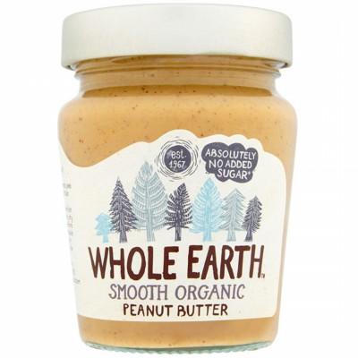 БИО Фастъчено масло WholeEarth