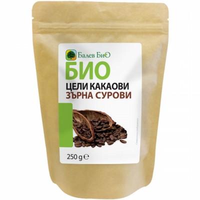 БИО Сурови какаови зърна Balev Bio цели