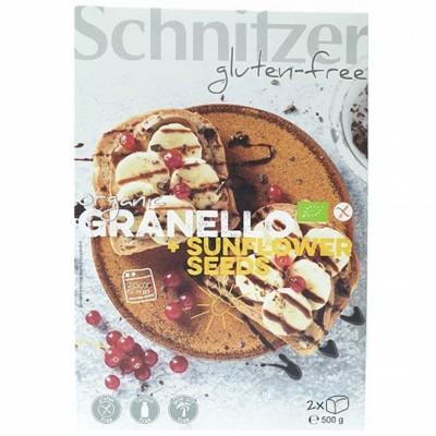 БИО Хляб Schnitzer със слънчогледово семе