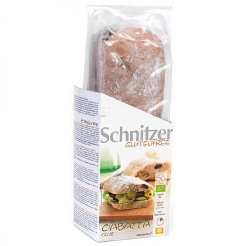 БИО Чиабата Schnitzer с маслини