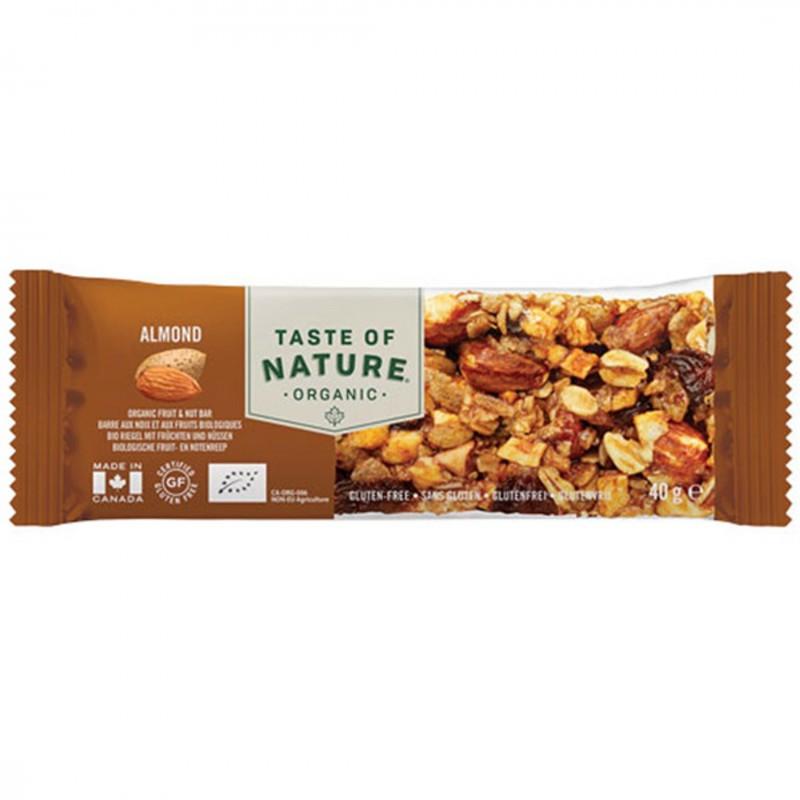 БИО Десерт Taste of Nature бадем