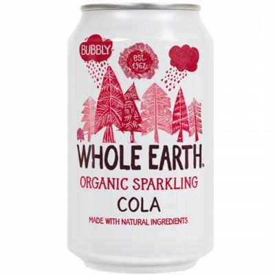 БИО Газирана напитка WHOLE EARTH кола