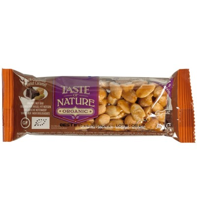 БИО Десерт Taste of Nature черен шоколад и кокос