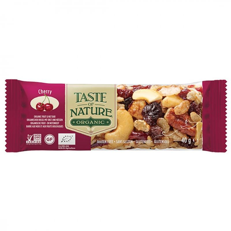 БИО Десерт Taste of Nature череша