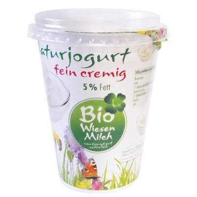БИО Натурален йогурт Bio Wiesenmilch фин
