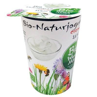 БИО Натурален йогурт Bio Wiesenmilch пълномаслен
