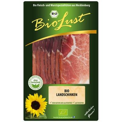 БИО Шунка Ludwigsluster Fleisch селска