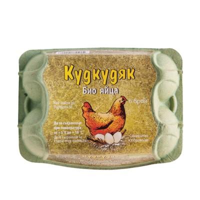 БИО Яйца Кудкудяк
