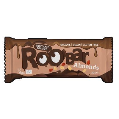 БИО Бадемов бар Roobar шоколад