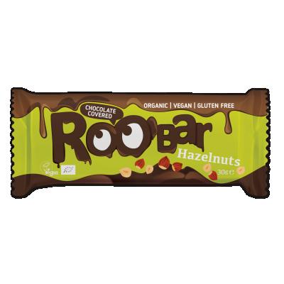 БИО Лешников бар Roobar шоколад